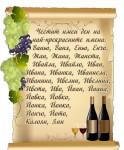 Честит имен ден на най-прекрасните имена