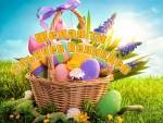 Желая ти слънчев Великден
