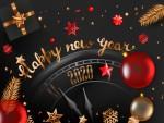 Картичка за нова година на английски