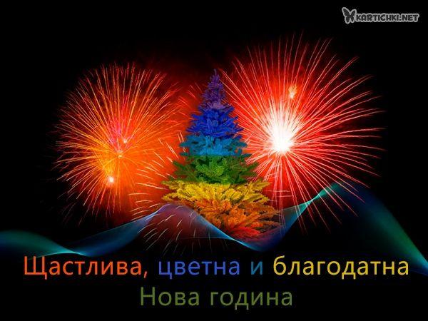 Кратко пожелание за нова година
